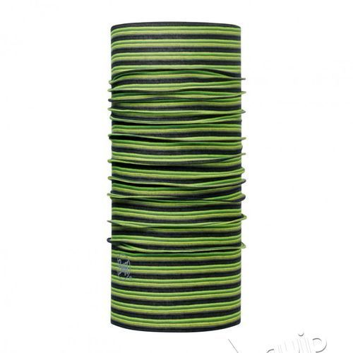 Buff Chusta original  - yellow fluor stripes