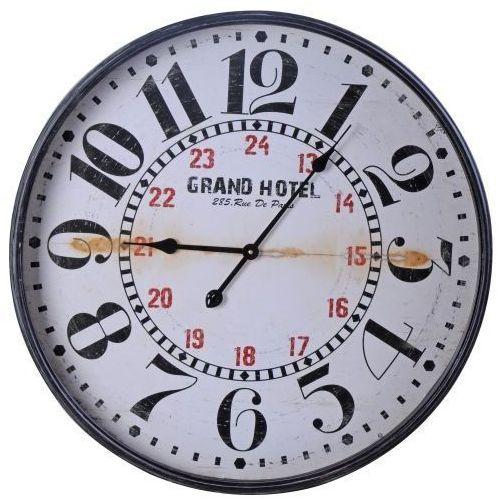 Zegar ścienny grand hotel xxl (70 cm) marki Interior