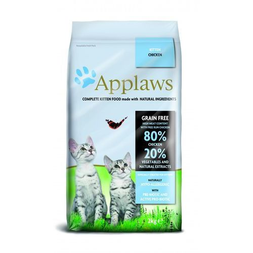 Applaws kitten chicken sucha karma dla kociąt op. 2kg