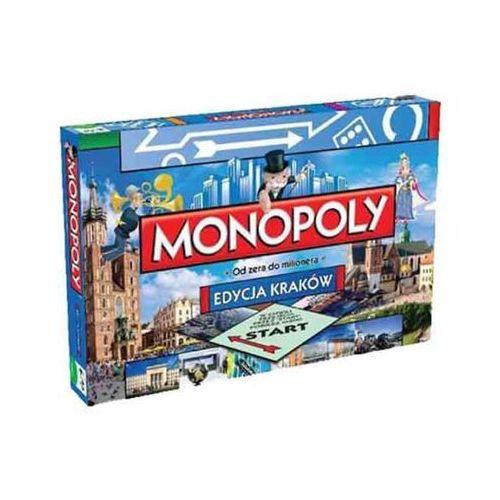 OKAZJA - Hasbro Monopoly edycja kraków (5036905025027)