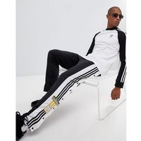 adidas Originals adibreak Popper Joggers In Black CZ0679 - Black