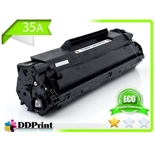 Toner 35a - cb435a do hp laserjet p1005, laserjet p1006, - eco 2k - zamiennik marki Dd-print