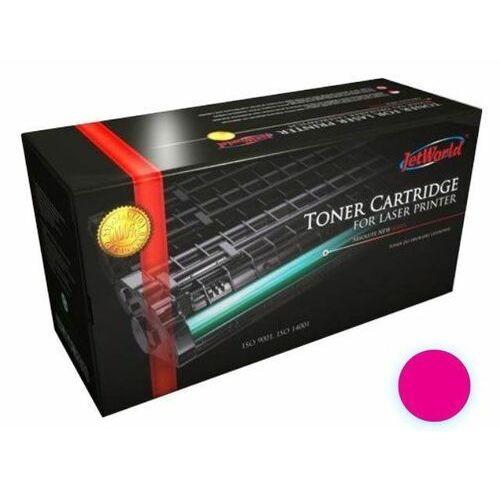 Jetworld Toner magenta oki c110 / c130n / mc160 zamiennik 44250722 / czerwony / 2500 stron