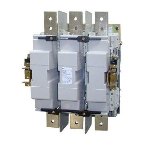 Benedict&jager Stycznik 3-polowy 680kw 1200a 230v ac/dc 1z+2r k3-1200a12 230