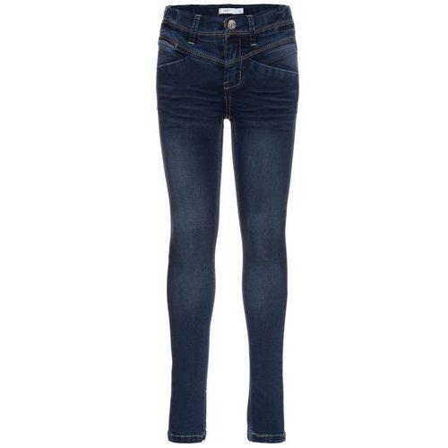 Name it jeansy niebieski