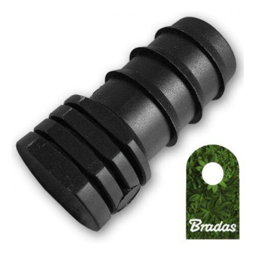 Zaślepka z wtykiem na wąż 16mm Bradas 7454