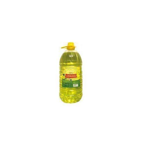 Olej rzepakowy rafinowany kaszubski 3 l marki Acs