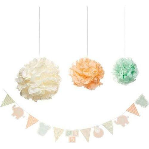 Kitchen craft Dekoracje na przyjęcie baby party