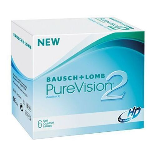 Bausch&Lomb Purevision 2 HD Nigh&Day - 6 sztuk w blistrach