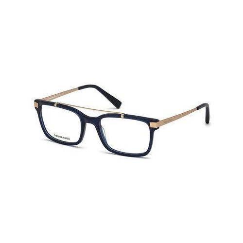 Okulary korekcyjne  dq5209 090 marki Dsquared2