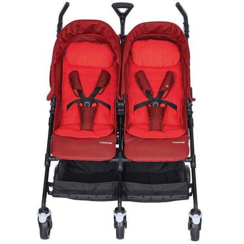 Maxi-Cosi wózek dziecięcy Dana for2, czerwony (3220660284153)