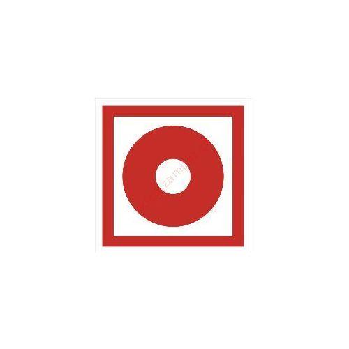 OKAZJA - Znak przycisk alarmowy pb marki Techem