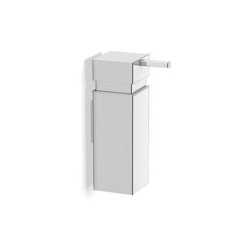 Stella dozownik do mydła w płynie 0,25l, kwadratowy, mocowanie lift & clean 17.005 marki Akcesoria łazienkowe stella