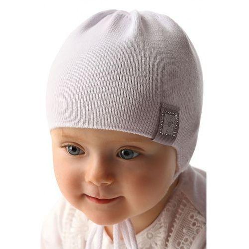 Czapka niemowlęca wiązana 5x34b4 marki Marika
