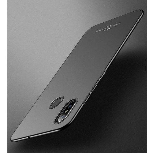 MSVII cienkie Etui Xiaomi Mi8 Lite Czarne (6923878272710)