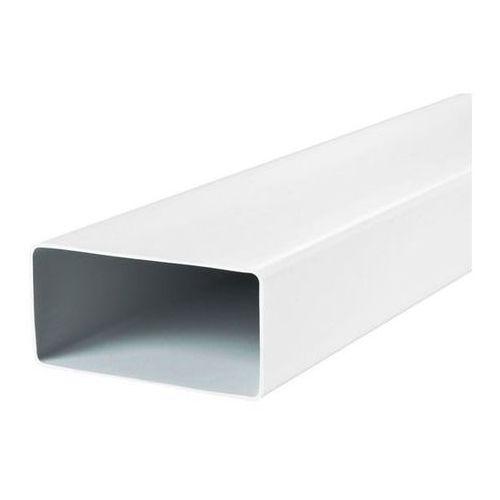 Kanał płaski wentylacyjny PVC Awenta KP75-10 - 75x150 1,0mb