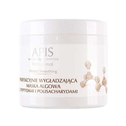 perfect smoothing perfekcyjnie wygładzająca maska algowa z peptydami i polisacharydami (52315) marki Apis