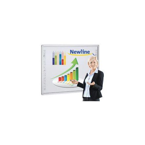 """Interwrite Tablica interaktywna newline truboard ir1078 88"""" (przekątna robocza 78 cali)"""