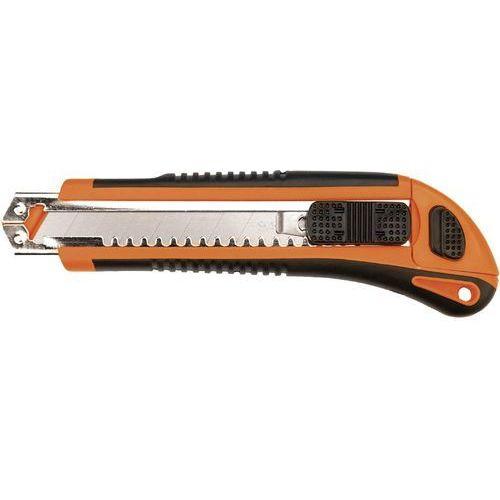 Topex Nóż z ostrzem łamanym 17b168 18 mm (3 ostrza) (5902062140883)