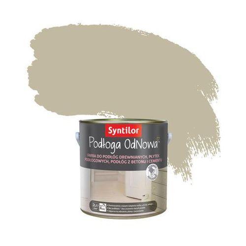 Syntilor Farba do podłóg wewnętrznych podłoga odnowa beżowy (3239913340249)