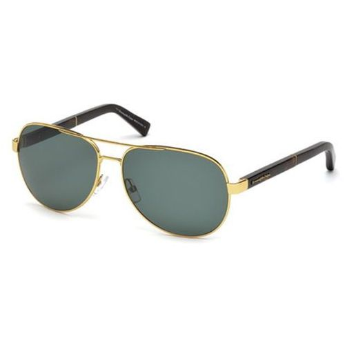 Ermenegildo zegna Okulary słoneczne ez0010 polarized 30r