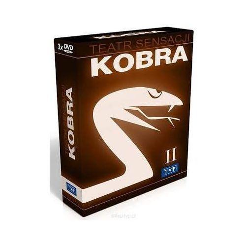 Teatr Sensacji Kobra II - Jerzy Janicki, Lucille Fletcher, Jerry McKee (5902600067313). Najniższe ceny, najlepsze promocje w sklepach, opinie.
