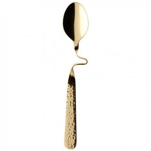 Villeroy&boch - łyżeczka do kawy pozłacana newwave caffe 17,5 cm (4003683353629)