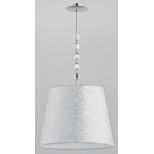 Lampa wisząca zwis Alfa Emanuelle 1x60W E27 chrom/srebrna 16711, 16711