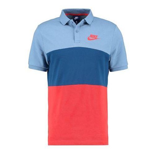 Nike Sportswear Koszulka polo work blue/industrial blue/trac, w 6 rozmiarach