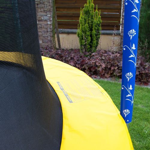Trampolina z siatką ochronną sun 396 cm marki Insportline
