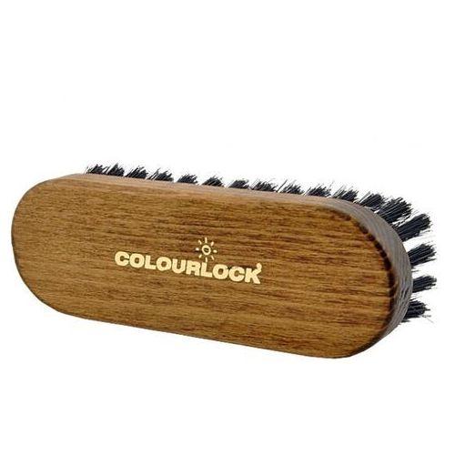 szczoteczka do skóry marki Colourlock