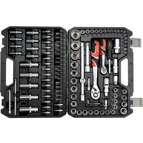 Zestaw narzędziowy yt-38791 l (108 elementów) + darmowy transport! marki Yato