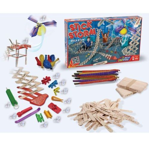 GOLIATH Stick Storm Mega Stunt (8711808805125)