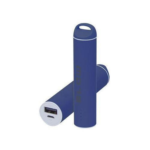 Power bank 4000mah 1xusb pb19 niebieski 5v/1a 81-123# - odbiór w 2000 punktach - salony, paczkomaty, stacje orlen marki Blow