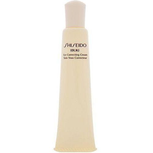 Shiseido Ibuki Eye Correcting Cream 15ml W Krem pod oczy