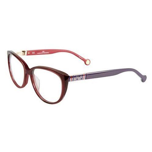 Okulary korekcyjne vhe710 0v01 marki Carolina herrera