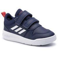 Adidas Buty - tensaurus i ef1104 dark blue/ftwr white/active red