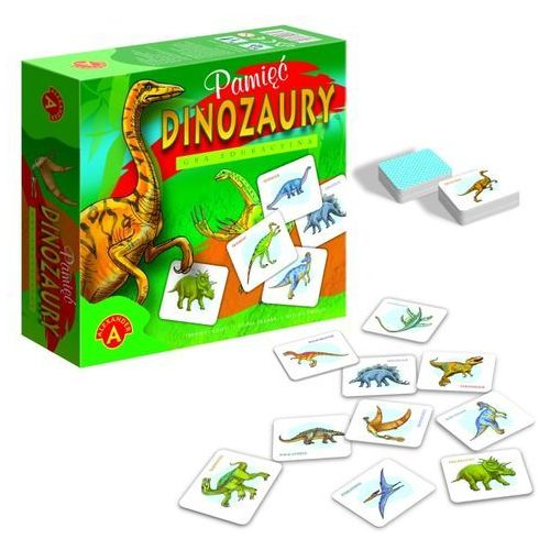 Alexander Gra pamięć dinozaury 005332