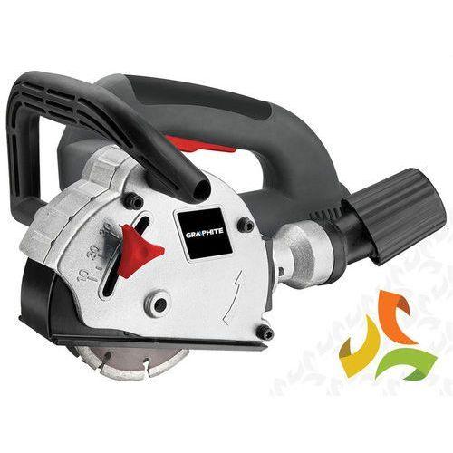Topex Bruzdownica 1320w tarcza125x22.2mm 59g370 graphite (5902062593702)