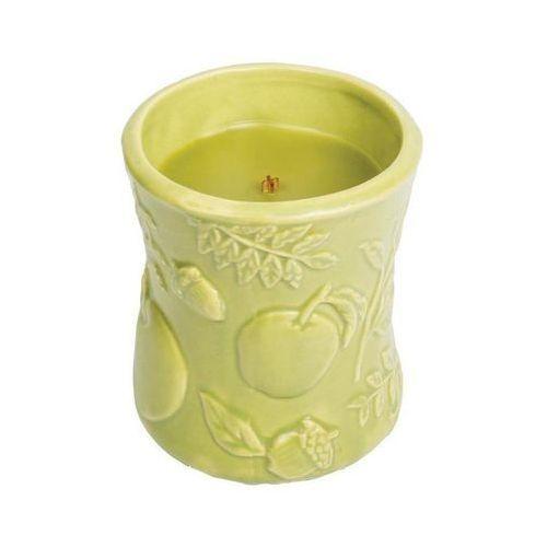 Świeca Ceramiczna Klepsydra Apple Basket, 78236