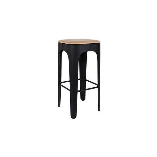 Orange line stołek barowy up-high czarny 1500240
