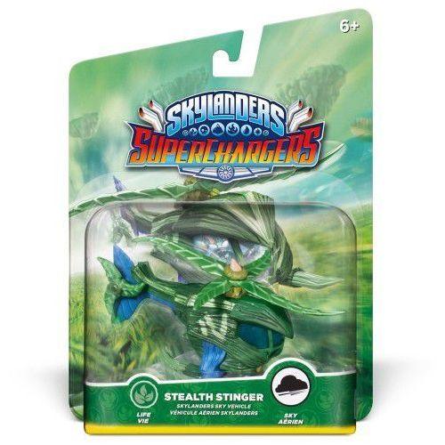 Skylanders: SuperChargers - pojazd Stealth Stinger. Najniższe ceny, najlepsze promocje w sklepach, opinie.