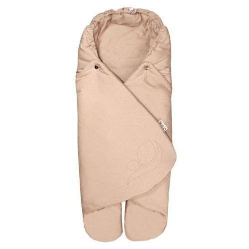 Emitex rożek dla niemowląt BIOBA, brązowy (8595624408841)