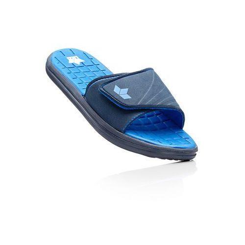 Klapki kąpielowe Lico bonprix ciemnoniebiesko-błękit królewski