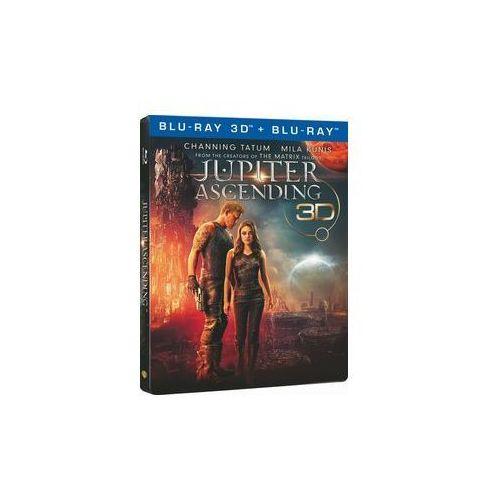 JUPITER INTRONIZACJA (3-D 2BD) FUTUREPACK (Płyta BluRay) (7321996336779)