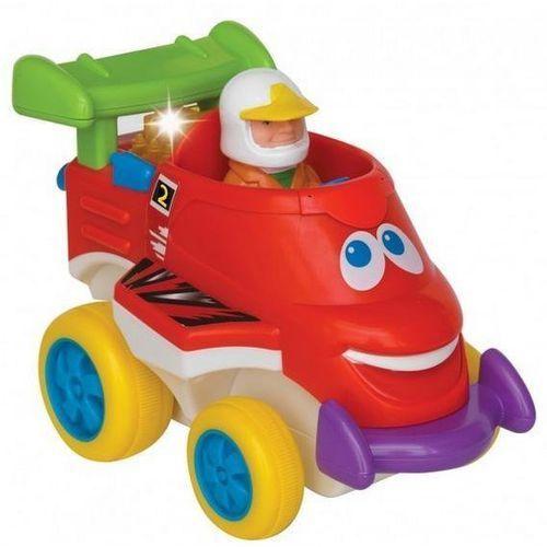 Dumel Wyścigówka - naciśnij i jedź, zabawka interaktywna