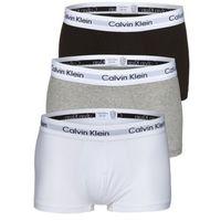 Calvin Klein Boxers 3 Piece Czarny Biały Szary S (5051145736960)