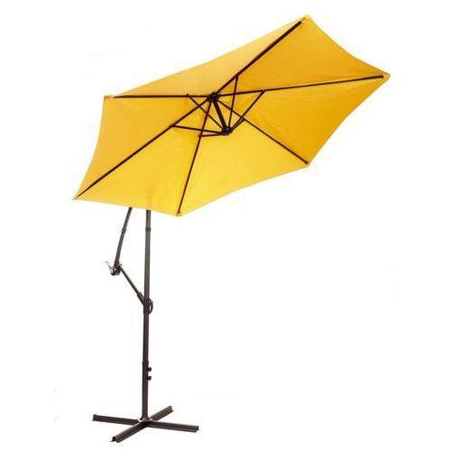 Makers parasol ogrodowy miami, boczny 2,7 m, pomarańczowy
