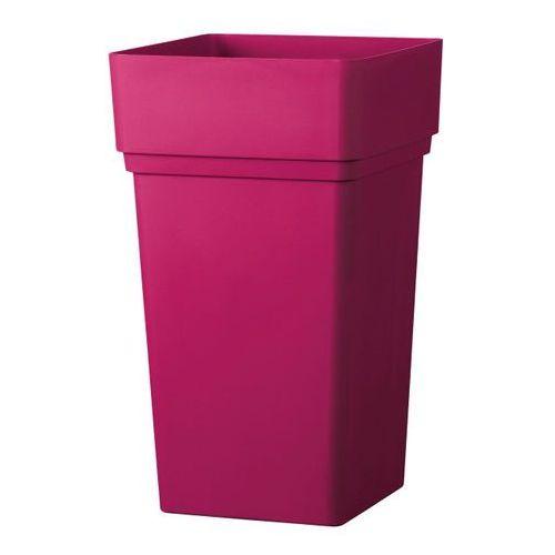 Donica kwadratowa Blooma Nurgul 38 cm różowa, 9BV1ZSKF090