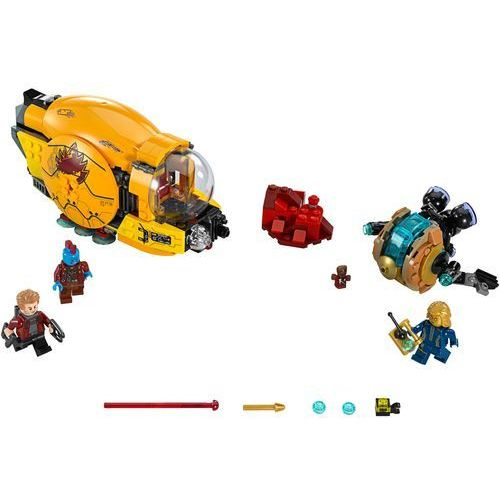 LEGO Marvel Super Heroes, Zemsta Ayeshy, 76080